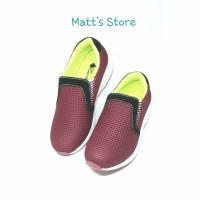 Sepatu Kets/Sneakers wanita (W012) - Merah