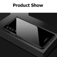 Xiaomi Redmi 5 Plus Glass Case Black Glass