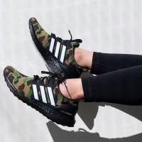 Sepatu adidas ultraboost 4.0 x bape camo