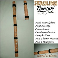 seruling bambu seruling bansuri dizi flute suling India seruling pla