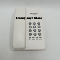Telepon Kabel Panasonic KX-T7700 Pesawat Telepon Panasonic T7700 Putih
