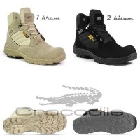Grosir Safety Boots Murah Meriah Sepatu Boot Delta cordura Army Low