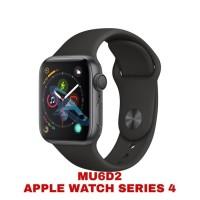 Apple Watch Series4 gps 4mmgray alumunium blacksport Bnad