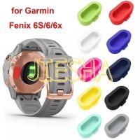 GARMIN FENIX 6 6S 6X PRO SOLAR ANTI DUST PENUTUP DEBU PORT CHARGER