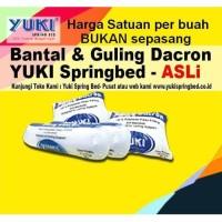 Paling Murah Bantal & Guling Dacron Yuki Asli Paling Populer