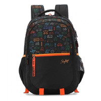 SKYBAGS - FIGO PLUS 07 BACKPACK BLACK