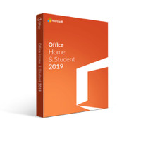 Software Microsoft Office Home & Student 2019 ORIGINAL (for PC iMac)