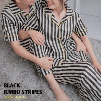Piyama couple / baju tidur couple katun premium / piyama pasangan