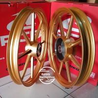 Velg Racing RCB Jupiter Z - Vega R - Z1 - MX Old - F1ZR - SP 811 Gold
