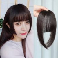 PJ poni clip japan bob hair full bang hair klip extension rambut palsu