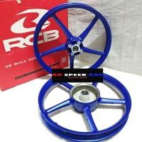 VELG RACING BOY RCB JUPITER Z BURHAN / VEGA R NEW / RCB SP522 BLUE