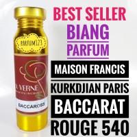 Biang Parfum Maison Francis Kurkdjian Paris BACCARAT ROUGE 540 laverne