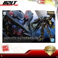 RG Astray Gold Frame Amatsu Mina Gundam