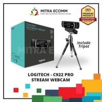 Logitech C922 HD Pro Stream Webcam