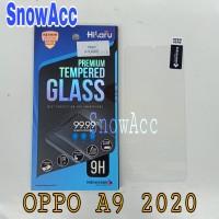 Hikaru Anti Gores Tempered Glass OPPO A9 2020 Anti Gores Kaca