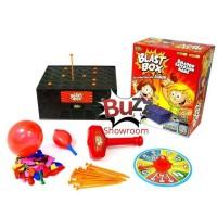 Mainan Anak Blast Box Balloon Game - Memecahkan Balon