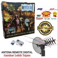Intra INT-888DGT Antenna Remote Digital & Analog TV LCD LED