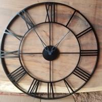 Jam dinding besar murah diameter 60cm