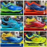 Sepatu Badminton RS Jeffer JF 701 702 703 797 798 799 Original