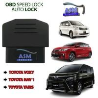 Modul OBD Auto Speed Lock Toyota Voxy ,Nav1, Yaris ,Vios , Autolock