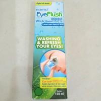 Rohto Eyeflush 150ml Pencuci Mata Sejuk & Steril Dengan Eye Bath
