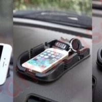 Dijual Anti Slip Car Skid Proof Standing Docking 2 Handphone Hp Gps