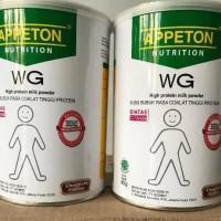 Dijual Appeton Apeton Weight Gain Susu Penambah Berat Badan Coklat