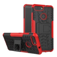 ASUS ZENFONE MAX PLUS+ (M1) ZB570TL Casing Rugged Armor Case Cover