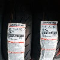Ban Battlax Sc Yamaha Nmax 140/70-13