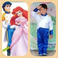 Baju Kostum Pangeran Eric (Ariel Mermaid)