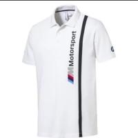 Polo shirt - Tshirt - Kaos Kerah BMW MOTORSPORT Best Quality
