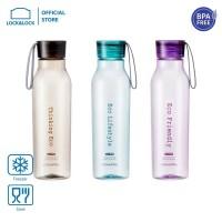 LocknLock - Eco Botol Air Minum 550ML (HLC644GRN)