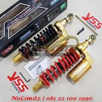 Shock YSS G Plus 4G Gold Series 330mm Honda Click Vario 125 / 150