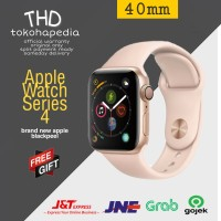 Apple Watch / iWatch Series 4 40mm Pink Sand Gold Sport Band MU682