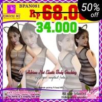 Lingerie Seksi Body Stocking (BPAN081) - Baju Tidur By Kimochi Me