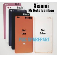 Backdoor Xiaomi Mi Note 1 Bamboo - Tutup Casing Belakang Back Cover