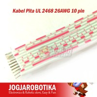 Kabel Pita UL 2468 26AWG 10 pin