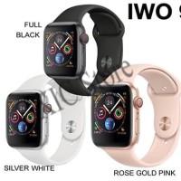 New !! Smart Watch IWO 9 Jam Tangan Pintar Smart Watch Apple Clone 1:1