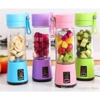 Blender hand mini Portable usb charger juicer shake and take 400 ml