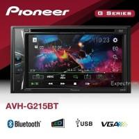Pioneer AVH-215BT tape mobil AVH G215 BT Double Din Head Unit Audio
