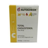 Strip Autocheck Kolesterol / Strip Kolesterol Autocheck Auto Check