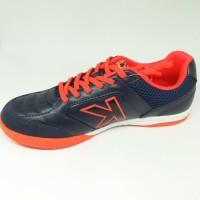 Terbaru Sepatu Futsal Kelme Original Land Precision Navy/Red New 2018