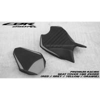 Sarung Kulit Jok Replika Luimoto Honda CBR 250 RR Set PNP