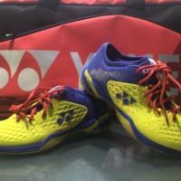 Big Sale Sepatu Badminton Yonex Shb 03 Lcw Original Sepatu Bulutangkis