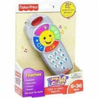 Sale Fisher Price Click And Learn Remote Laris,-
