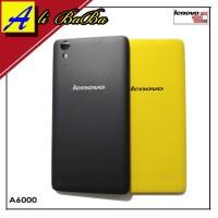 Tutup Baterai Handphone Lenovo A6000 Back Cover Lenovo A6000 Backdoor