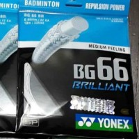 Original Yonex BG66 BG 66 Brilliant Briliant SP Senar String Badminton