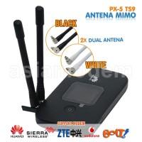 Antena Modem MIMO PX5 TS9 X2 Huawei E5577 E5786 E8372 SIERRA BOLT ZTE