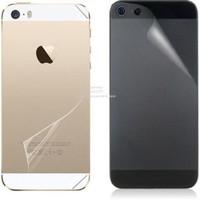 Anti Gores Back Case Garskin hp clear Matte Iphone 4 5 5s 6 plus 7 X