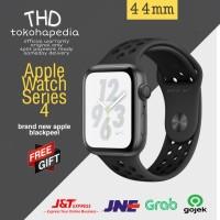 Apple Watch / iWatch NIKE Series 4 44mm Black Grey Sport Band MU7J2